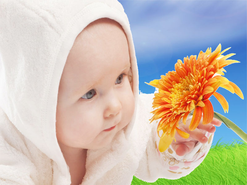 Wallpapers Download: Cute Babies Wallpapers