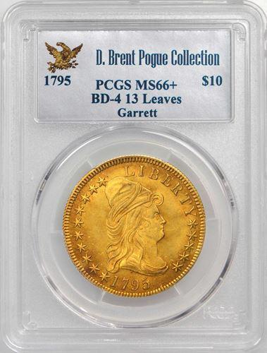 1795 Eagle gold