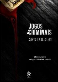Dica: Jogos Criminais - Contos Policiais, vários autores - Editora Andross