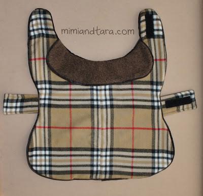 Burberry Dog Collar Large