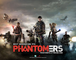 Reviews, Download, Wallpaper, Dan Video Trailer Game Phantomers Terbaru