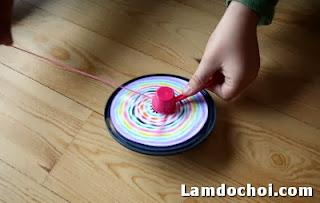 cách làm đồ chơi cho bé