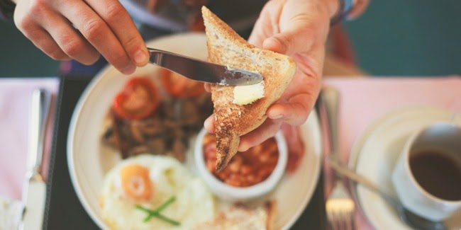 Kesehatan : Bahaya Roti Bakar