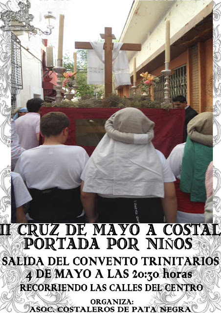 Cruz de Mayo Valdepeñas