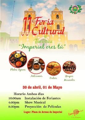 2da. Feria Culural