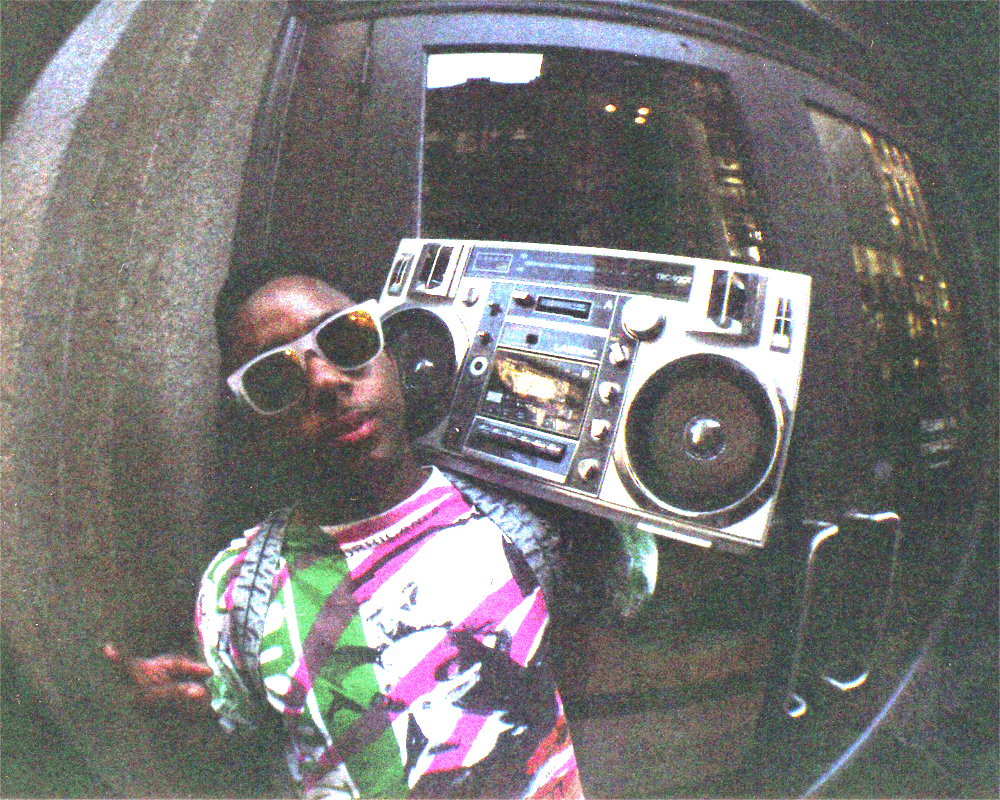 I Was An '80s Teenager: Boomboxes: