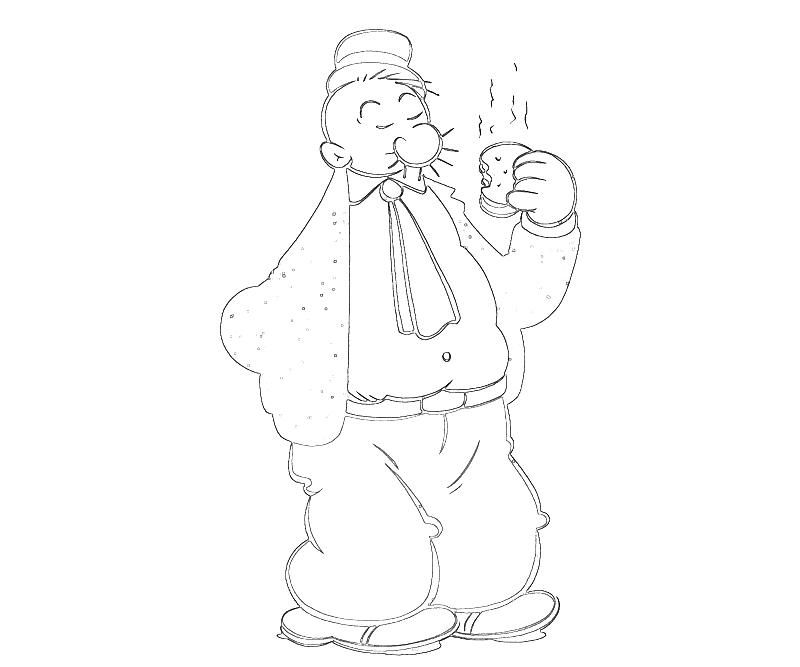 printable-wimpy-character-coloring-pages