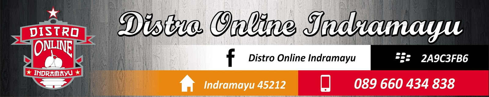 Distro Online Indramayu