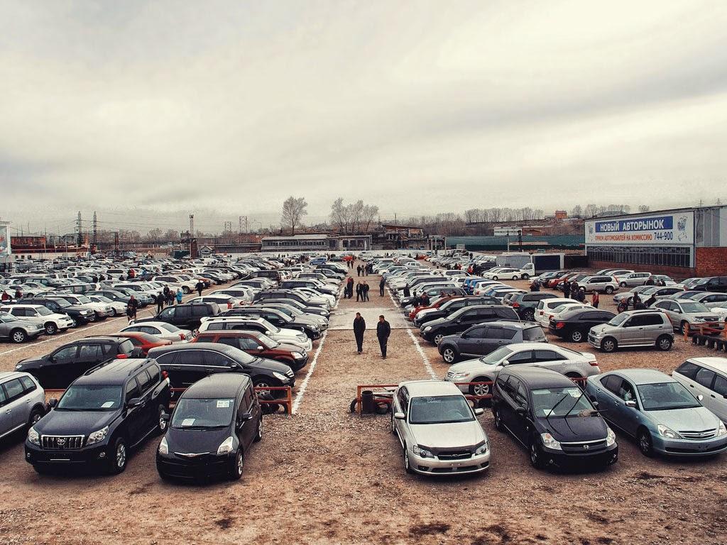 В Красноярске подержанные авто подорожали на 7%