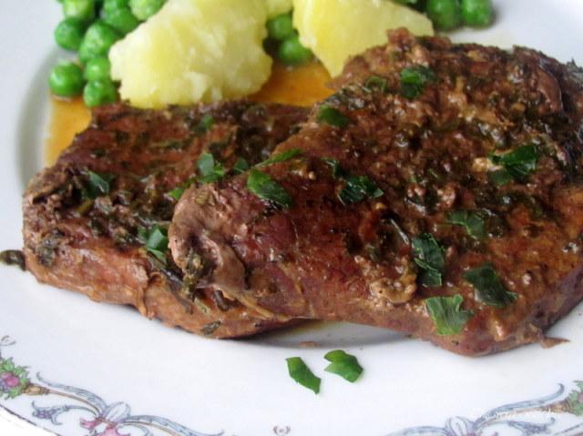 Ястия с телешко и говеждо месо