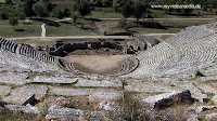 theater of Dodona, from the 3rd Century BC