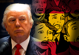 WHY ARE SPAIN POLITICIANS HYSTERICS WITH TRUMP VICTORY?