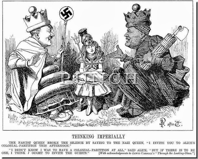 punch cartoon imperialism
