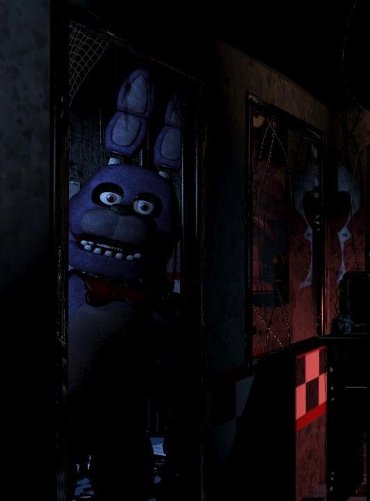 Fnaf Animatronics Bonnie