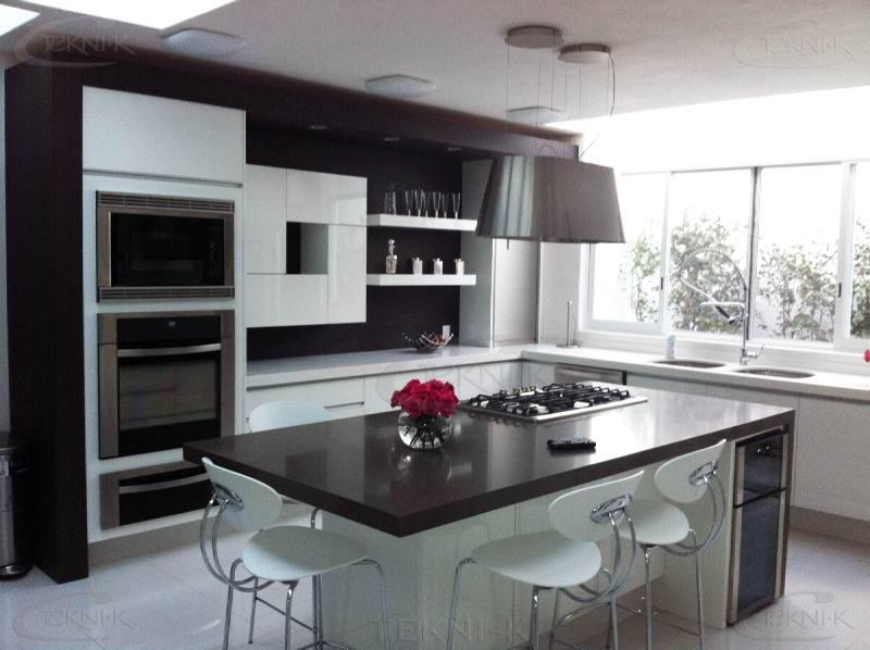 Modelos de cocinas integrales modernas for Modelos cocinas integrales modernas