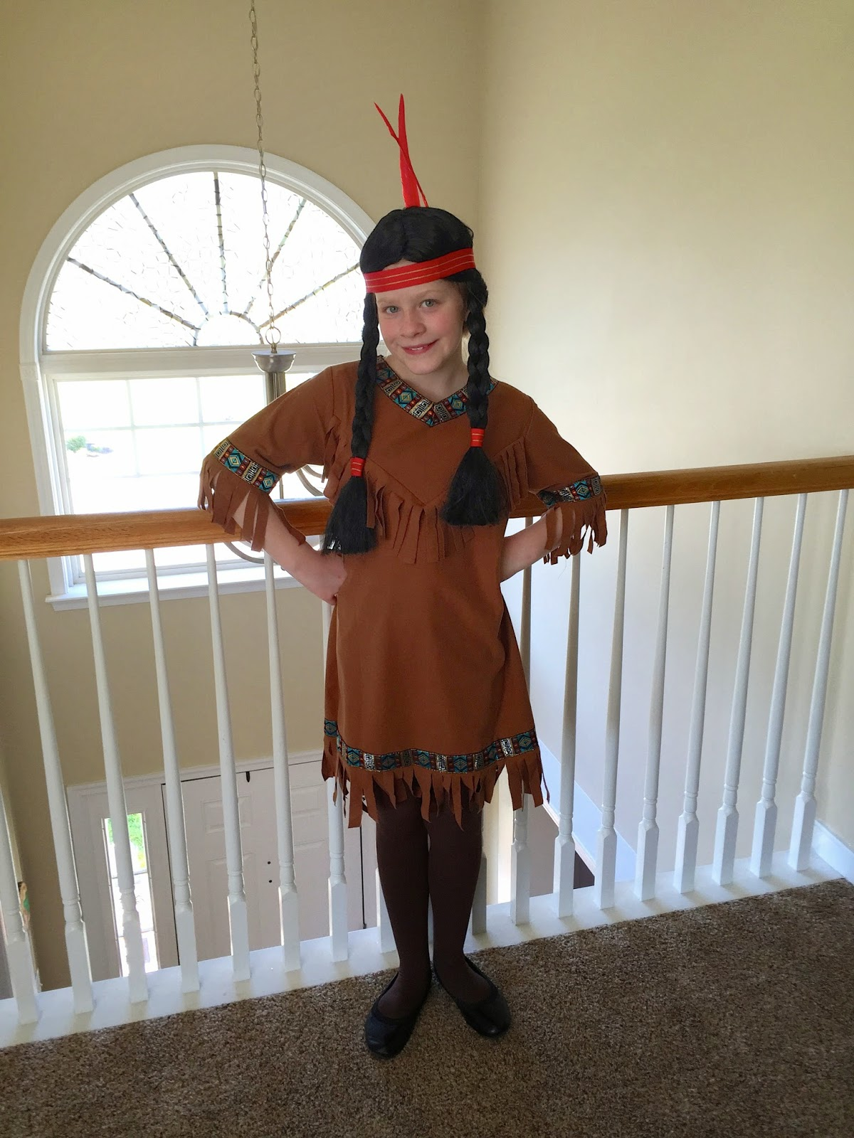 Welcome to the Krazy Kingdom: Peter Pan Costumes - Tiger Lily