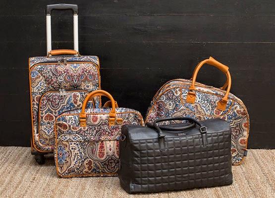 Misako maletas bolsos viaje