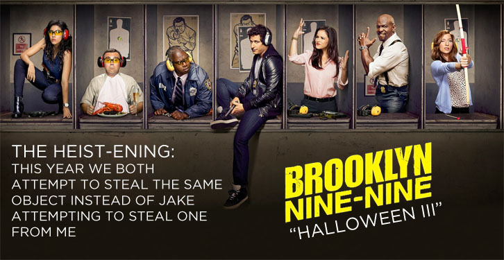 Brooklyn Nine-Nine - Halloween III - Review