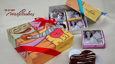 Dia dos Namorados 2014 - Criação da marca Miss Cookies