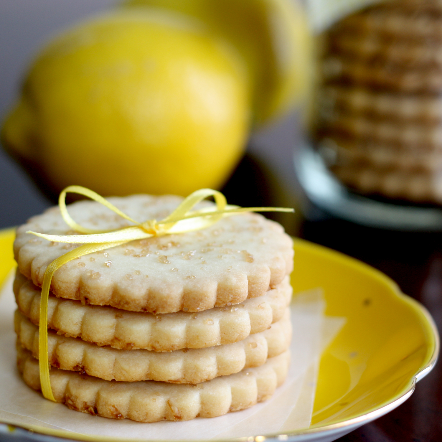 ... shortbread thyme lemon and sea salt shortbread shortbread cookies