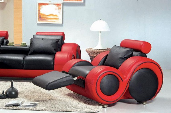 ... Your Interior Decor That May Provides A Smart Impression For You And  Your Guests. Letu0027s Look Into The Image Unique Modern Thick And Cozy Sofa Set  Below.
