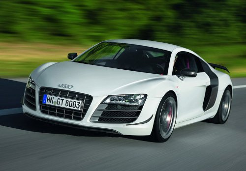 1 of 9 - 2011 Audi R8 GT Front Pictures