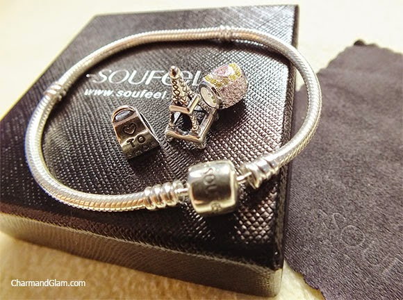 Love Shopping by Ara: Charm Bracelet
