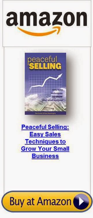 Add Peace into your Selling!