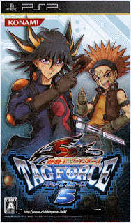 LINK DOWNLOAD GAMES yu-gi-oh! 5d's tag force 5 PSP ISO FOR PC CLUBBIT