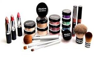 kosmetik dan alat kecantikan