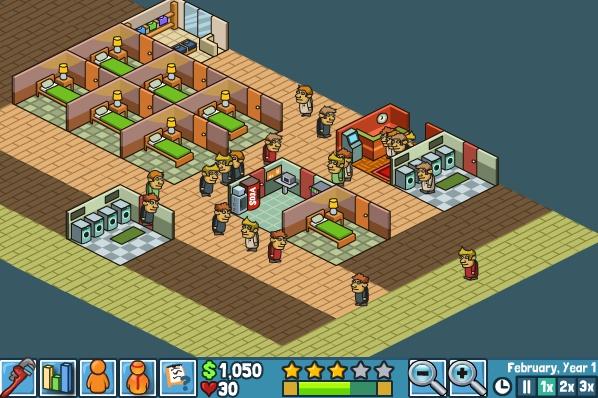 Otel Yönetimi 2 Oyunu