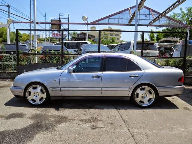 1996 mercedes e 320