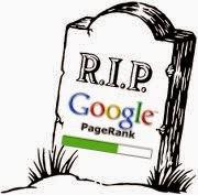 Google PageRank Sudah Tidak Di Update Lagi