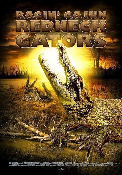 Katil Timsahlar – Ragin Cajun Redneck Gators (Türkçe Dublaj) Full İndir