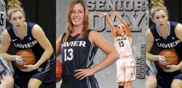 Ashley Wanninger, Pemain Basket Paling Cantik dan Seksi