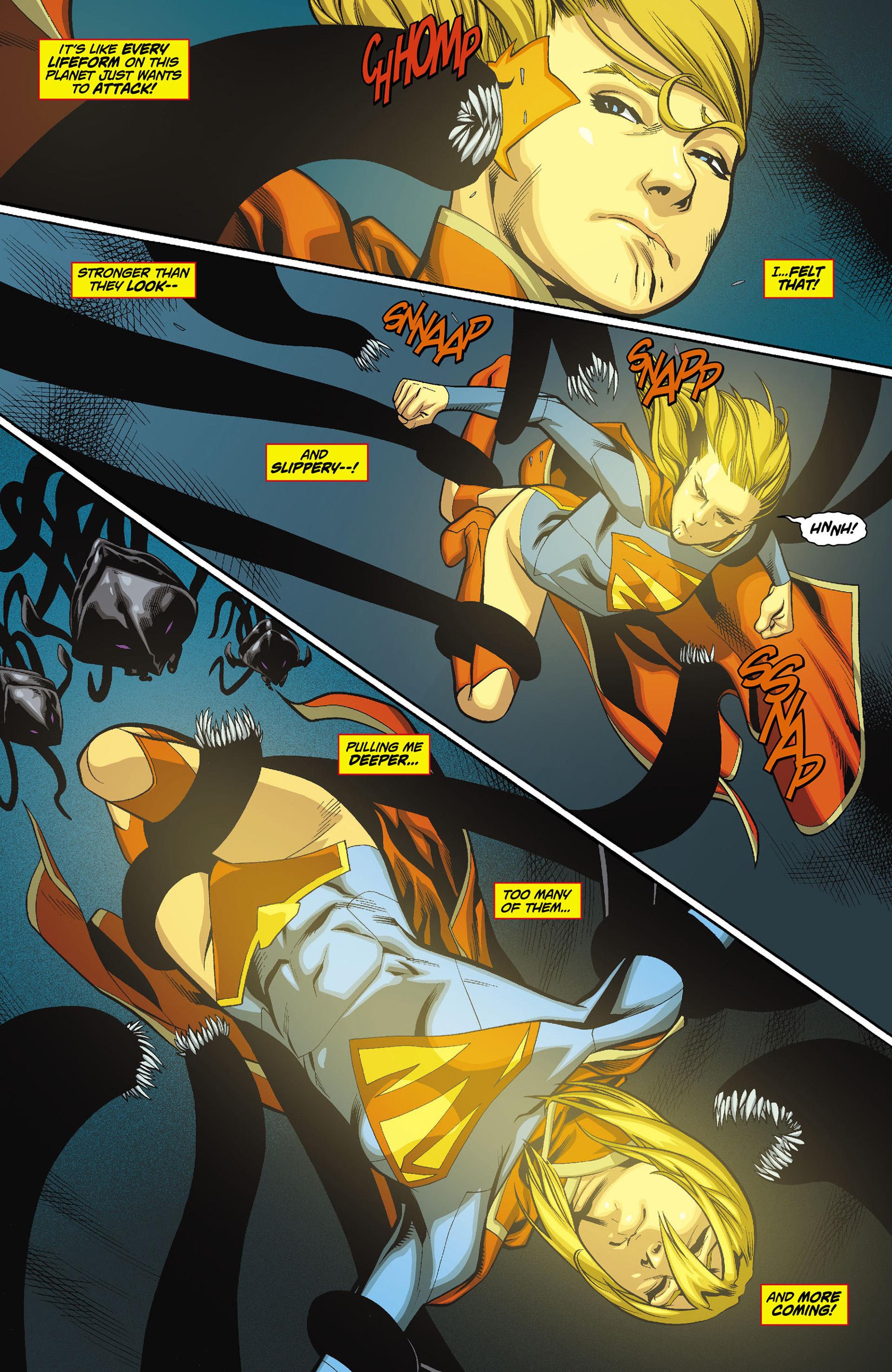 Supergirl (2011) Issue #12 #14 - English 12