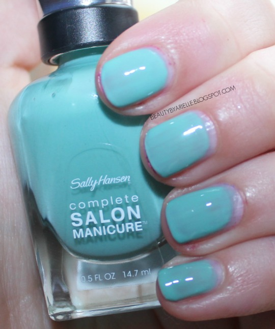 Sally Hansen Complete Salon Manicure in Jaded
