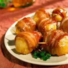 ... wrapped with make scallops wrapped in bacon marinated scallops wrapped