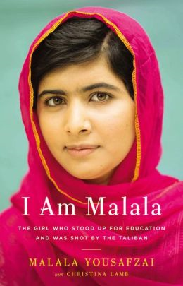 http://www.amazon.com/Am-Malala-Stood-Education-Taliban/dp/0316322407/ref=sr_1_1?ie=UTF8&qid=1393436637&sr=8-1&keywords=i+am+malala