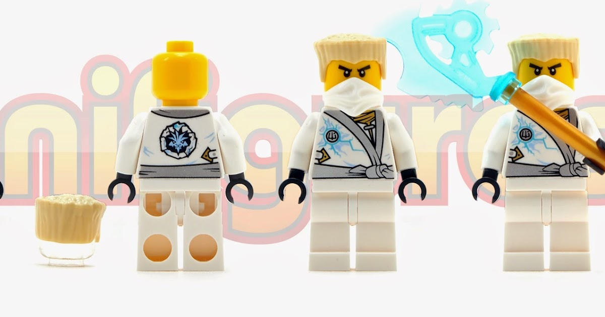 oz brick nation lego ninjago zane rebooted minifigure