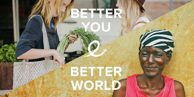 Better You Better World - Enrou - Hello, Handbag