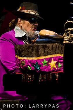Crónica Concierto Dr. John & The Lower Bilbao Julio 2011 por Larrypas