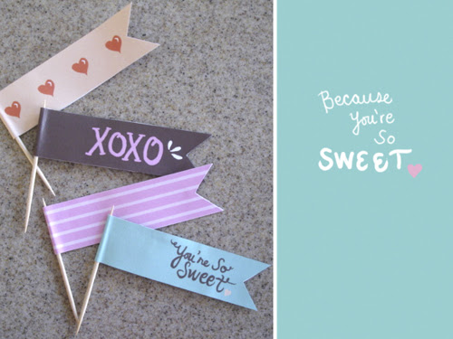 Free Valentine's Day DIY Printables