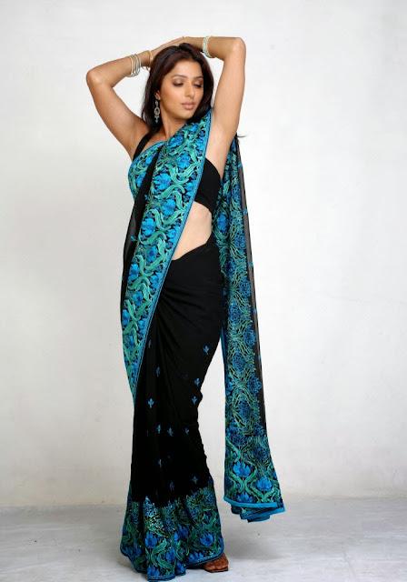 Bhumika Chawla Saree Collection