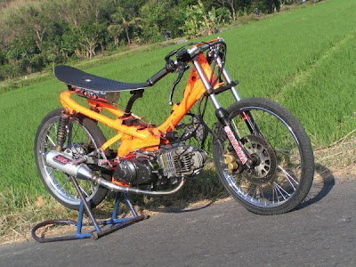 modifikasi drag style jupiter z