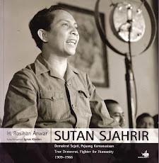 SUTAN SJAHRIR ( Bung Sjahrir )