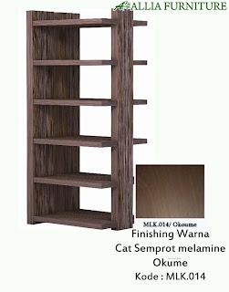 Contoh Furniture Semprot Melamine Okuneme