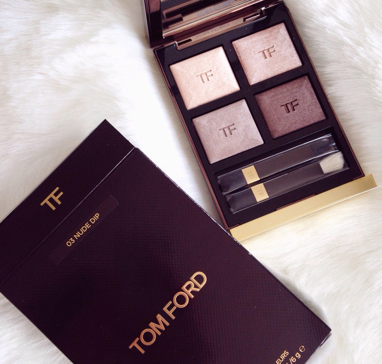 Tom Ford Nude Dip - THIRTEEN THOUGHTS