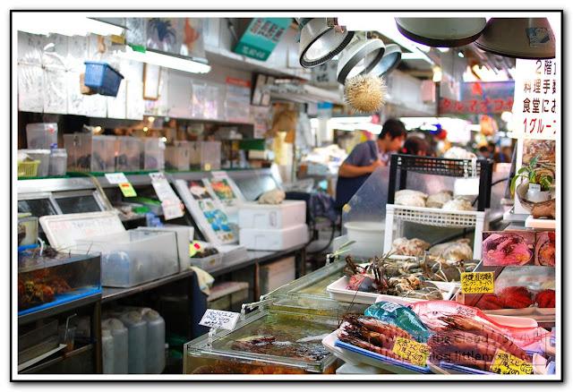 一樓魚市場