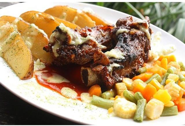 Rib Steak Lisung